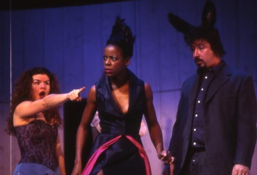 Scene  from A Midsummer Night's Dream, Royal Shakespeare Company, Royal Shakespeare Theatre, 1999