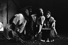 Scene from Macbeth, Tricycle Theatre, 1995