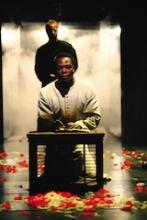 Chuk Iwuji as King Henry VI, in Henry VI Part 2, Royal Shakespeare Company, Courtyard Theatre, Stratford-upon-Avon, 2006